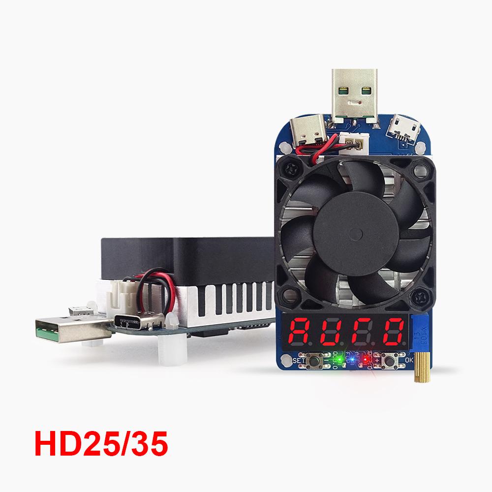 诱骗触发电子负载HD35